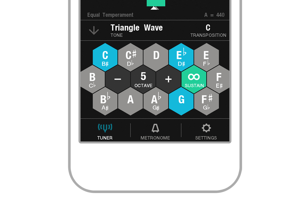 Tunable - Instrument and Skill Tuner by AffinityBlue